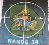 T-shirt for NANOG14