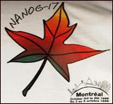 T-shirt for NANOG17
