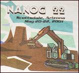 T-shirt for NANOG22