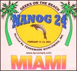 T-shirt for NANOG24