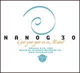 T-shirt for NANOG30