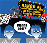 T-shirt for NANOG33