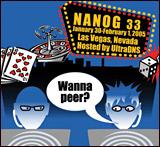T-shirt for NANOG33