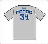 T-shirt for NANOG34