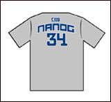 T-shirt for NANOG34