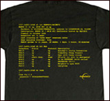 T-shirt for NANOG35