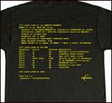 T-shirt for NANOG35