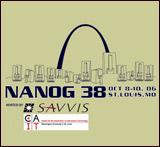 T-shirt for NANOG38