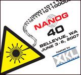 T-shirt for NANOG40