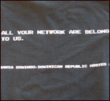 T-shirt for NANOG45