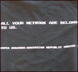 T-shirt for NANOG45