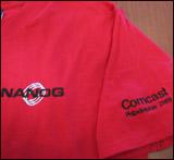 T-shirt for NANOG46
