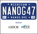 T-shirt for NANOG47