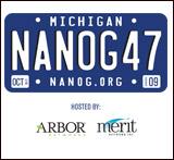 T-shirt for NANOG47