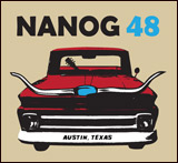 T-shirt for NANOG48