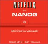 T-shirt for NANOG49