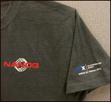 T-shirt for NANOG50