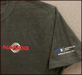 T-shirt for NANOG50