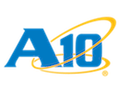 A10 Networks logo and link