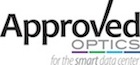 Approved Optics logo and link