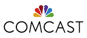 Comcast logo and link