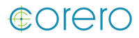 Corero	 logo and link