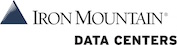 Iron Mountain Data Centers logo and link