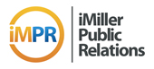 iMiller Public Relations logo and link