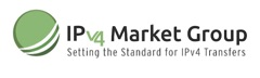 IPv4 Market Group logo and link