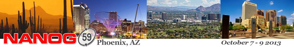 Meeting 59 in Phoenix, Arizona, 2013-10-07