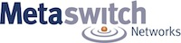 Metaswitch logo and link