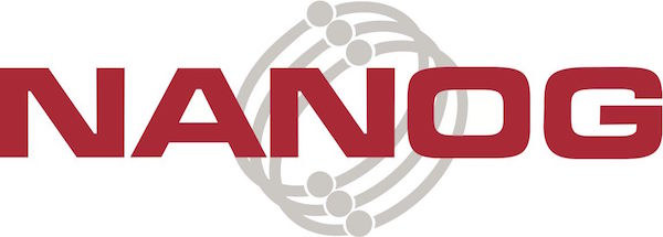 NANOG logo and link