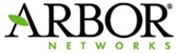 Arbor Networks logo and link