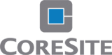 CoreSite logo and link