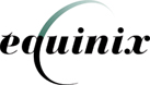 Equinix logo and link