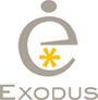 Exodus logo and link