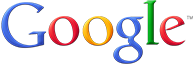Google logo and link