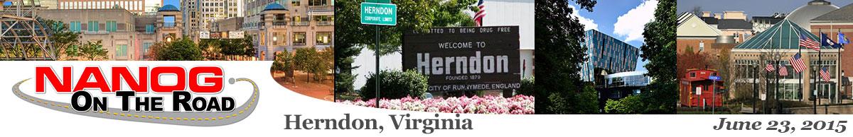 Meeting 7 in Herndon, Virginia, 2015-06-23