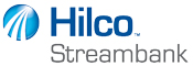Hilco Streambank logo and link