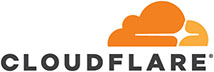 Cloudflare logo and link