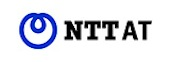 NTT AT logo and link