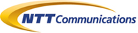 NTT Communications logo and link
