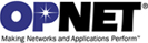 OPNET Technologies logo and link