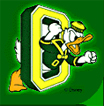 University of Oregon logo and link