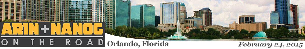 Meeting 5 in Orlando, Florida, 2015-02-24