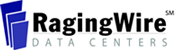 RagingWire logo and link