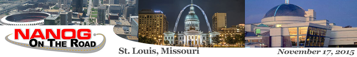 Meeting 9 in St. Louis, Missouri, 2015-11-17