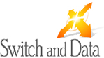 Switch and Data logo and link